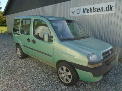 käytetty Fiat Doblò 1,6 SX 103HK