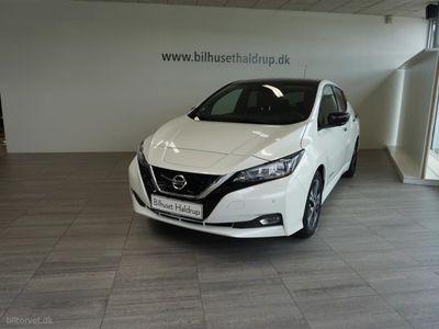 second-hand Nissan Leaf el EL Tekna 40 kWh 150HK 5d Aut.