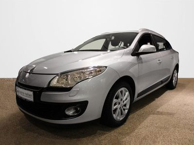 brugt Renault Mégane III 1,2 TCe 115 Expression ST