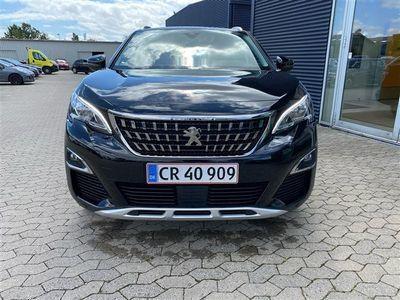 brugt Peugeot 3008 1,5 BlueHDi Allure 130HK 6g