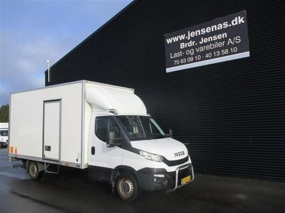 brugt Iveco Daily 35S17 ALUKASSE/LIFT 3,0 D 170HK Ladv./Chas. 2016