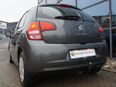 brugt Citroën C3 1,4 e-HDi 70 Seduction E5G
