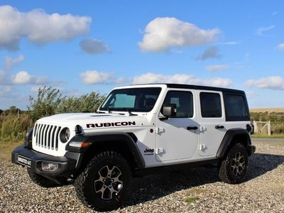 brugt Jeep Wrangler Unlimited 2,0 T Rubicon aut. 4x4