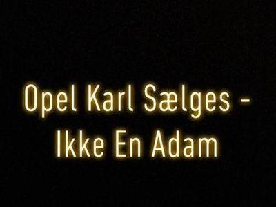 brugt Opel Adam 1,0 Karl, Enjoy