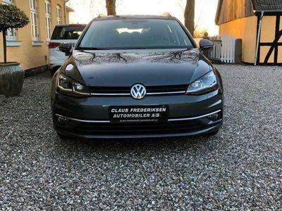 brugt VW Golf VII 1,6 TDi 115 Comfortline Variant