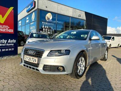 brugt Audi A4 TDi 143