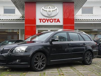 brugt Toyota Avensis 2,0 Linea Sol 147HK Stc
