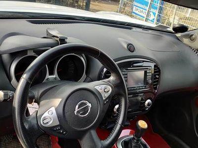 brugt Nissan Juke 1,5 Tekna