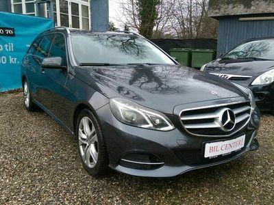 brugt Mercedes E220 2 BlueTEC stc.