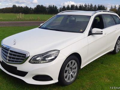 brugt Mercedes E200 CDI st.c