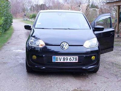 brugt VW up! 1,0 1.0 FSI BMT 75 HK 4-DØRS
