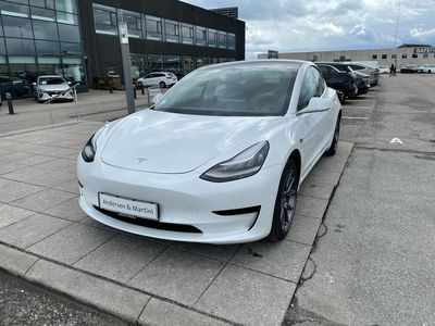 brugt Tesla Model 3 60 el EL Plus FSD ANHÆNGERTRÆK 306HK