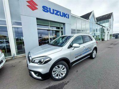 brugt Suzuki SX4 S-Cross 1,4 Boosterjet Mild hybrid Active Hybrid 129HK 5d 6g Aut.