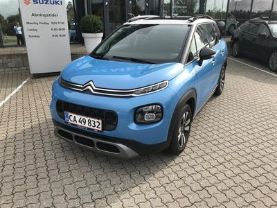 brugt Citroën C3 Aircross 1,2 PureTech Shine Exclusive start/stop 110HK 5d