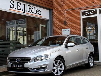 brugt Volvo V60 2,0 D4 Momentum 181HK 5d