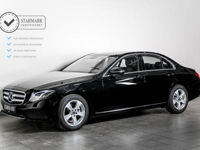 käytetty Mercedes E200 0 Avantgarde aut.