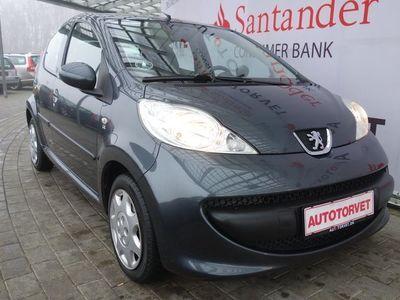 brugt Peugeot 107 1,4 HDI Trendy 54HK 5d