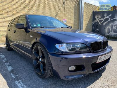 brugt BMW 330 e46 d M-tech