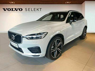brugt Volvo XC60 T8 390 R-Design aut. AWD