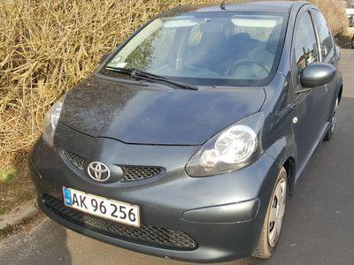 second-hand Toyota Aygo 1,0 Plus