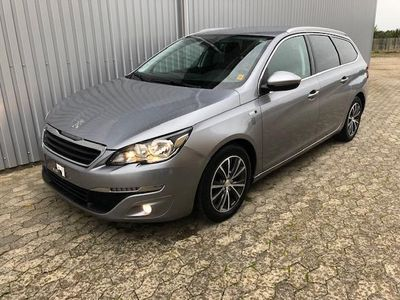 brugt Peugeot 308 308 SW Style 16 Blue eHDi 120SW Style 16 Blue eHDi 120