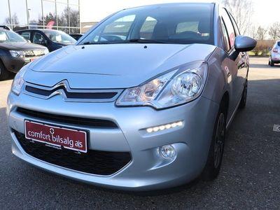 käytetty Citroën C3 1,2 PT 82 Seduction Upgrade