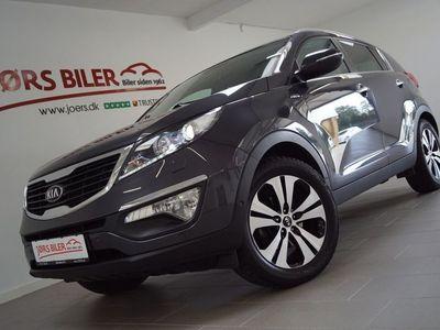 brugt Kia Sportage 2,0 CVVT Premium 4WD