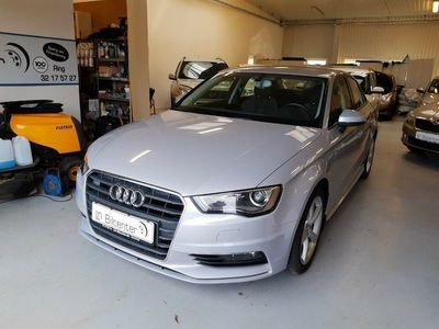 brugt Audi A3 1,4 TFSi 125 Ambiente