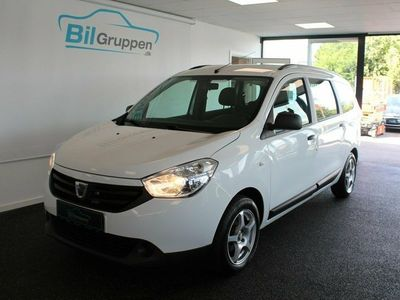 second-hand Dacia Lodgy 1,5 dCi 90 Laureate