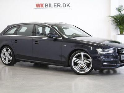 brugt Audi A4 1,8 TFSi 170 Avant Multitr.
