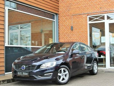 brugt Volvo S60 2,0 D3 Momentum 150HK 6g A+