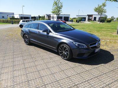brugt Mercedes CLS350 BLUETEC G2BFP0