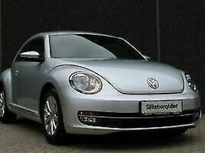 käytetty VW Beetle The1,4 TSi 160 Design DSG