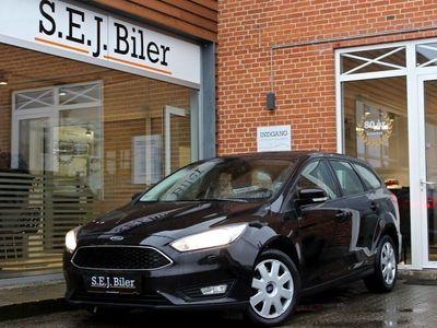 brugt Ford Focus 1,5 TDCi Business stc. 120HK 5d
