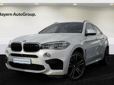 usata BMW X6 4,4 M xDrive aut.