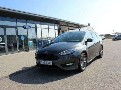 used Ford Focus 1,0 SCTi 125 ST-Line stc.
