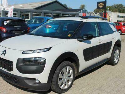 brugt Citroën C4 Cactus 1,2 PureTech Feel start/stop 110HK 5d