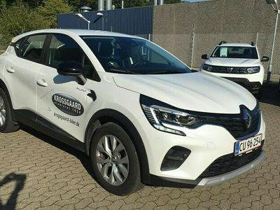 brugt Renault Captur 10 TCE Zen 100HK 5d