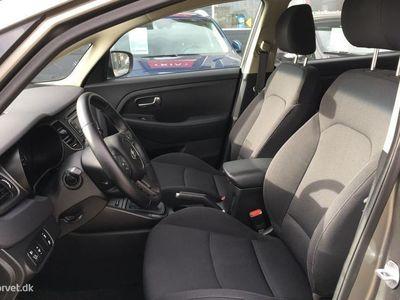 brugt Kia Carens 1,7 CRDI Style 115HK 6g