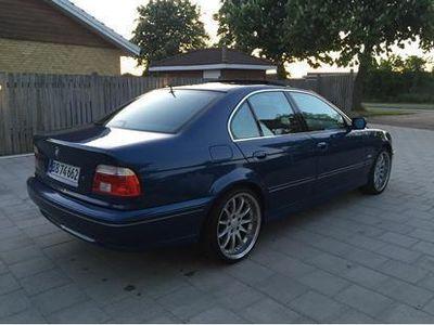 brugt BMW 540 4,4 Steptr. E39