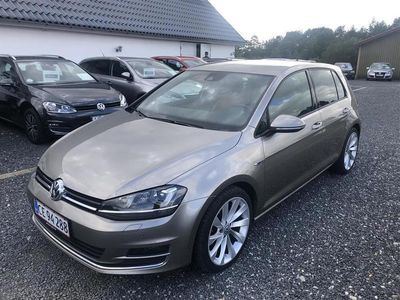 brugt VW Golf 1,4 TSI BMT ACT Highline edition 150HK 5d