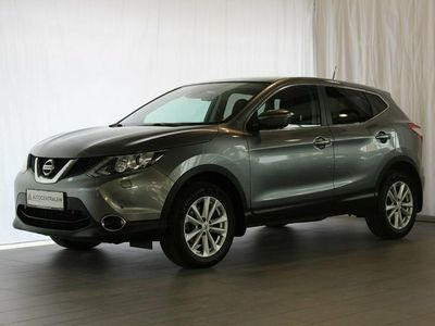 used Nissan Qashqai 1,6 dCi 130 Acenta Connect
