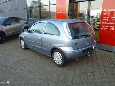 brugt Opel Corsa 1,2 Twinport Limited 80HK 3d