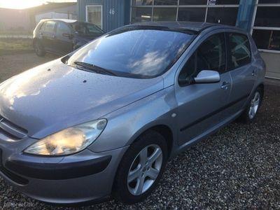 used Peugeot 307 2,0 XS 136HK 5d