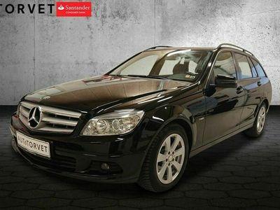 brugt Mercedes C250 2,2 CDi stc. aut. BE