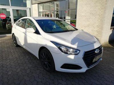 brugt Hyundai i40  1,7 CRDi Trend 115HK 6g