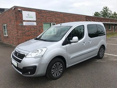 second-hand Peugeot Partner Tepee 1,6 BlueHDi 100 Active ESG