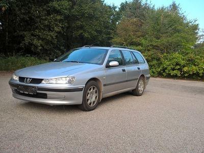 brugt Peugeot 406 1,8 90HK st.car