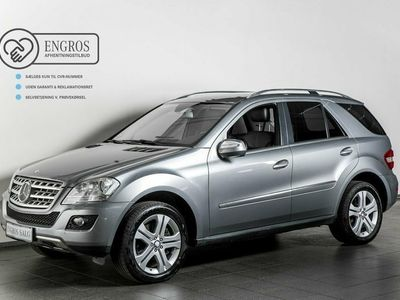 used Mercedes ML450 4,0 CDi aut. 4-M Van