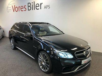 brugt Mercedes E63 AMG 5,5 AMG S stc. aut. 4-M Van